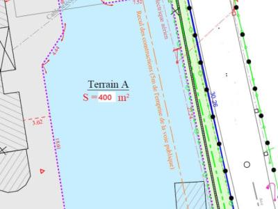 CARPENTRAS-SERRES TERRAIN A BATIR 400M² LIBRE CONSTRUCTEUR