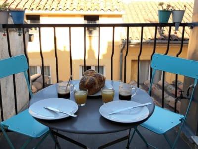 Appartement Aix En Provence  1 pièce(s) 22m2