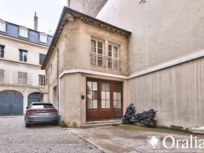 Lyon 02 - 3 pièce(s) - 62.11 m2 - Rez de chaussée