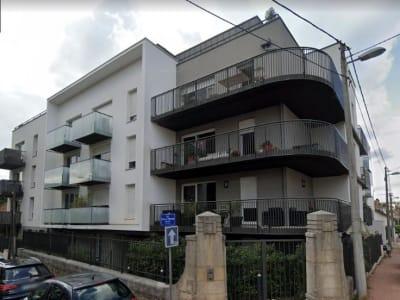 Appartement récent Dijon - 2 pièce(s) - 41.57 m2