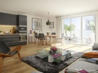 Vente appartement Lyon 3ème