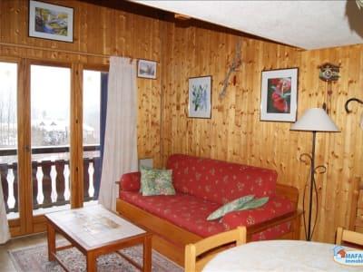 Mont Saxonnex - 2 pièce(s) - 39 m2