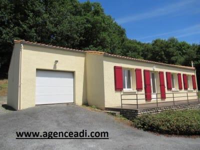 Nanteuil - 4 pièce(s) - 90 m2