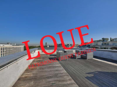 Paris 16 - 6 pièce(s) - 186.58 m2