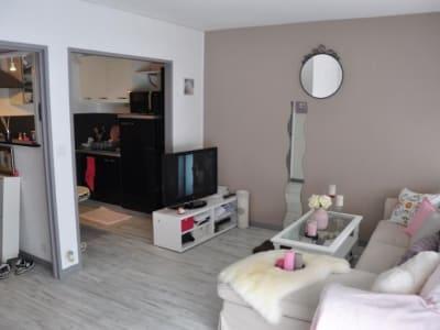 Soissons - 2 pièce(s) - 30 m2