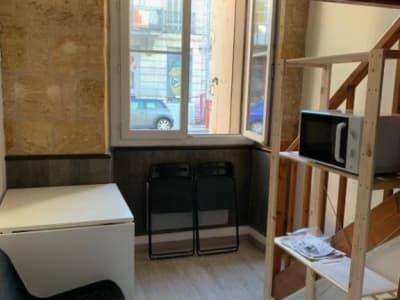 Bordeaux - 1 pièce(s) - 11.12 m2