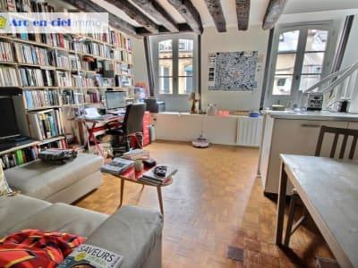 Paris 04 - 3 pièce(s) - 52 m2