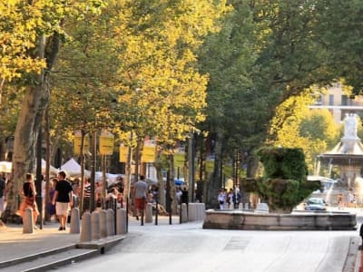 Aix En Provence - 4 pièce(s) - 124 m2