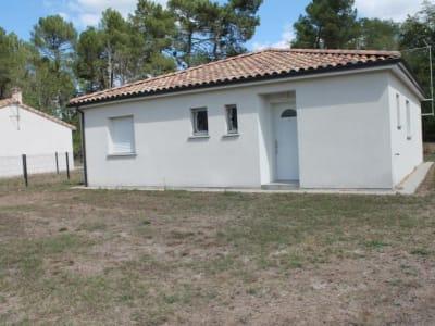 Villandraut - 4 pièce(s) - 83.48 m2