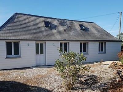 Maison de plain pied à finir de rénover située entre Aumale et F