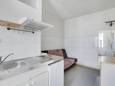 Paris - 1 pièce(s) - 13.4 m2