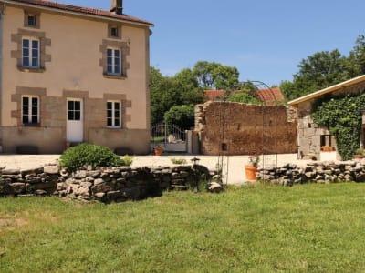Bessines Sur Gartempe - 6 pièce(s) - 200 m2
