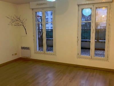 Appartement f1 de 32 m²