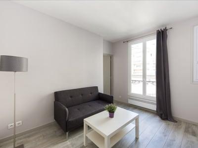 Levallois - 2 pièce(s) - 23 m2- en meublé