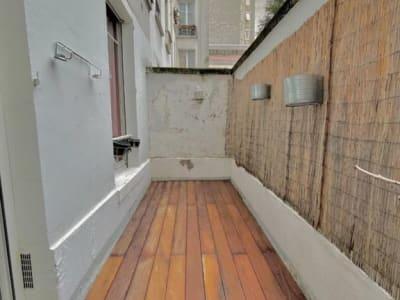 Paris - 2 pièce(s) - 36.30 m2