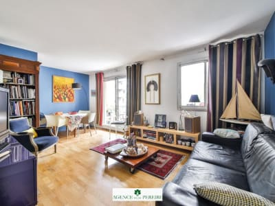 Paris - 2 pièce(s) - 51.00 m2