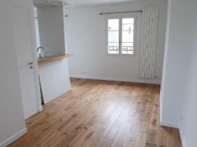 Appartement Paris - 2 pièce(s) - 39.22 m2