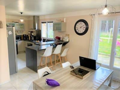 Maison Lailly En Val 4 pièce(s) 82 m2
