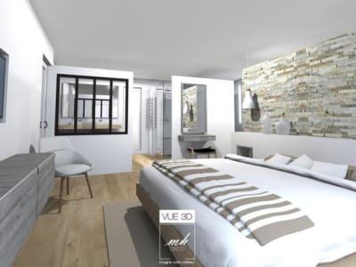Erstein - 4 pièce(s) - 85 m2 - 1er étage