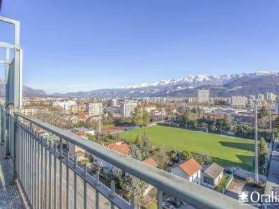 Grenoble - 4 pièce(s) - 64 m2 - 11ème étage