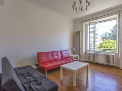 Grenoble - 2 pièce(s) - 55.4 m2 - 2ème étage