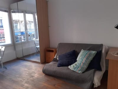 Appartement Paris - 1 pièce(s) - 21.55 m2