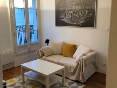 PARIS 20 - AVENUE GAMBETTA - 2 pièces  meublés de 30m² environ