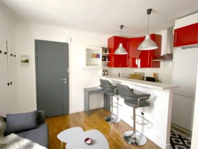 Levallois-Perret - 2 pièce(s) 24 m2 - en meublé