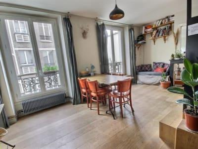 Paris 18 - 2 pièce(s) - 36 m2