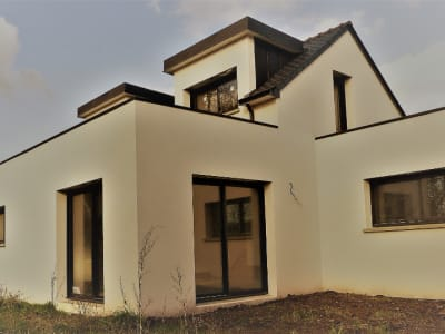 Maison neuve Clohars-Fouesnant