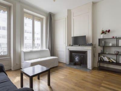 Lyon-3eme-arrondissement - 2 pièce(s) - 38 m2