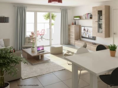 Vente appartement Tassin-la-Demi-Lune