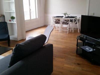 LOCATION DE BREVE DUREE PARIS - 3 pièce(s) - 64 m2