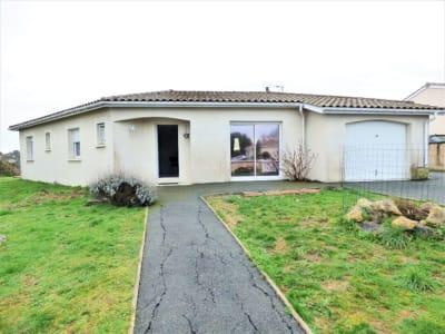 Maison 4 chambres + garage 33750 Saint Quentin de Baron
