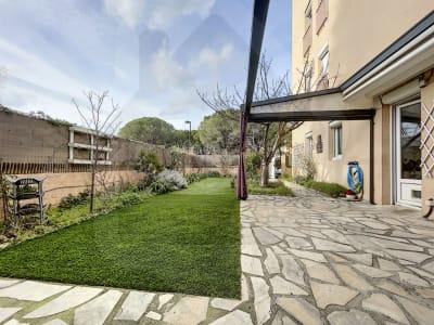 Appartement type 3 pièces 62.15 m² + 110 m² de jardin.