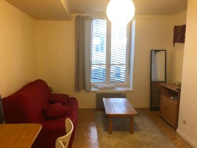Appartement LYON 1er - T1bis de 38.43m²