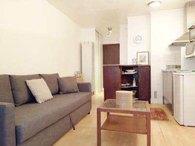 Paris - 2 pièce(s) - 28.43 m2