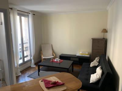 Appartement PARIS 15 - 2 pièce(s) - 31 m2