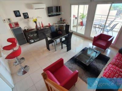 Bandol - 3 pièce(s) - 58.75 m2 - 1er étage