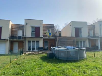 Maison T4 secteur BOURGOIN JALLIEU