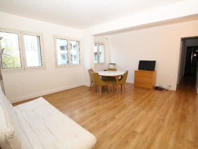 Appartement Paris - 3 pièce(s) - 58.61 m2