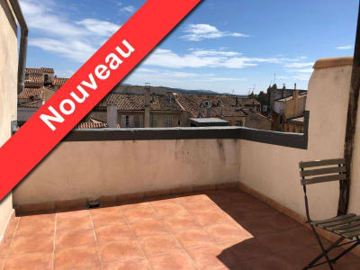 Appartement Aix En Provence - 1 pièce(s) - 20.0 m2