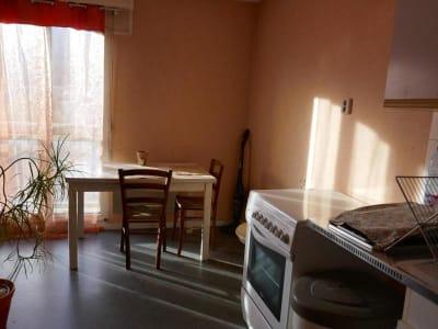 Appartement Bellignat - 1 pièce(s) - 35.0 m2