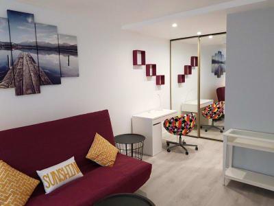 Appartement Courbevoie - 1 pièce(s) - 25.11 m2