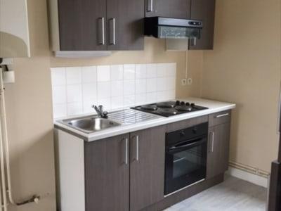 Location : appartement 2 pièces (35 m²) à FALAISE