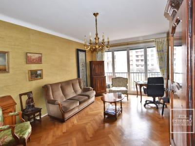 LYON 6ème - TETE D'OR Appartement 4 pièces 108 m²