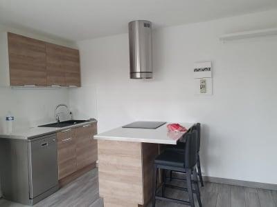 Noisy Le Grand - 2 pièce(s) - 30.12 m2 - Rez de chaussée