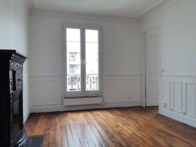 Appartement Paris - 2 pièce(s) - 39.35 m2
