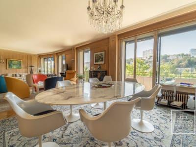 Lyon 6ème - Appartement 5 pièces 162 m² Quai du Rhône Prox Parc