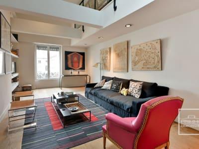 Lyon 2 - Appartement Duplex 5 pièces